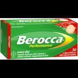BEROCCA PERFORMANCE X15CP