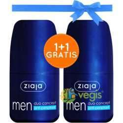 ZIAJA ROLL-ON MEN ENERGIZANT 1+ 1 GRATIS